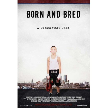 Born and Bred - movie POSTER (Style A) (11