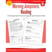 Scholastic Morning Jumpstarts - Reading, Grade 5