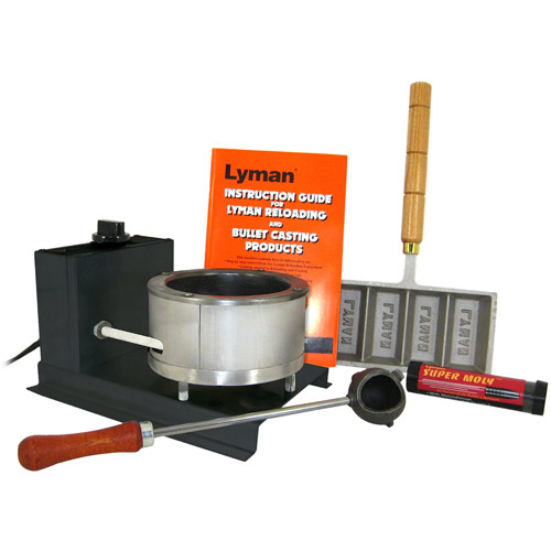 Click here to buy Lyman Master Casting Kit, 115V by Lyman.