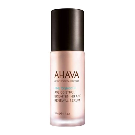 AHAVA - Time To Smooth Age Control Brightening And Renewal Serum 1 oz.