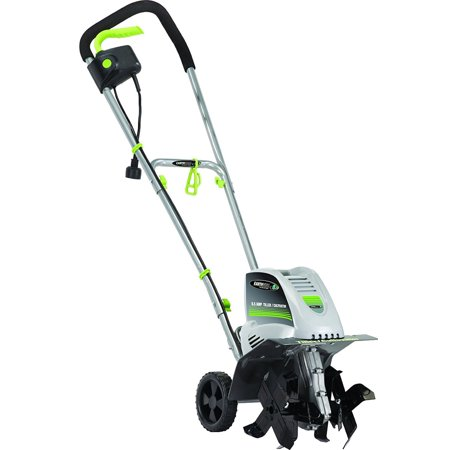 Earthwise TC70001 Corded Electric 8.5-Amp Tiller Cultivator (Power Cultivator)