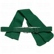 Twin City Multisport Belt & Socks Combo Large Dark Green