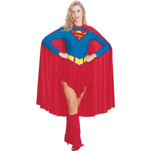 Morris Costumes Women/'s Superheroes /& Villains Supergirl Costume L RU880474LG