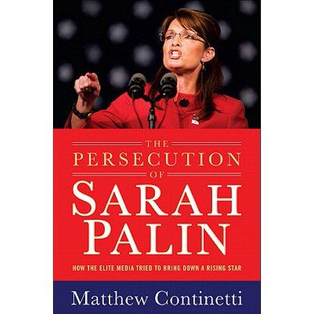 The Persecution of Sarah Palin - eBook
