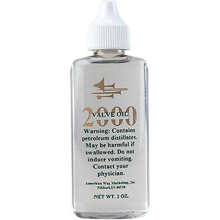 Small 2 Ounce Bottle (Superslick Valve Oil 2000 2 Ounce Bottle )