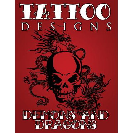 Tattoo Designs (Demons & Dragons) (Dragon Demon)