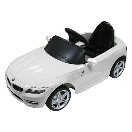 Aosom Bmw Z4 6v Kids Electric Riding Toy Car Walmart Com