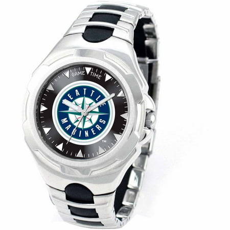Game Time MLB Mens Seattle Mariners Victory Series Watch by