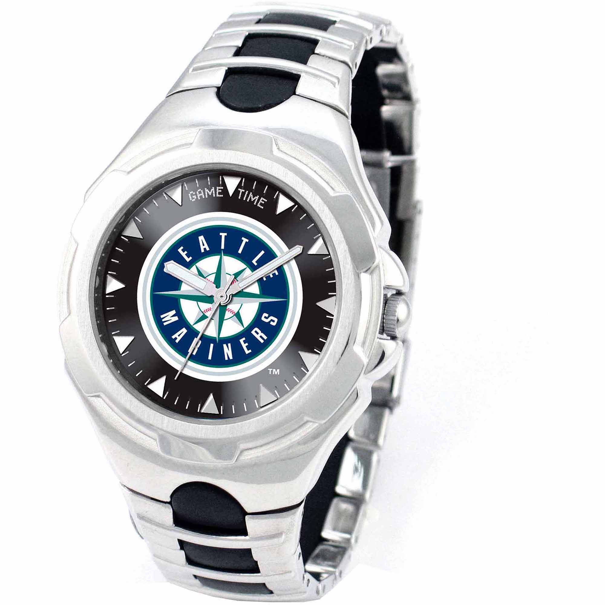 Game Time MLB Men's Seattle Mariners Victory Series Watch