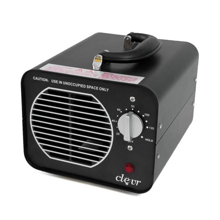 Clevr Commercial and Home Ozone Generator Air Purifier,