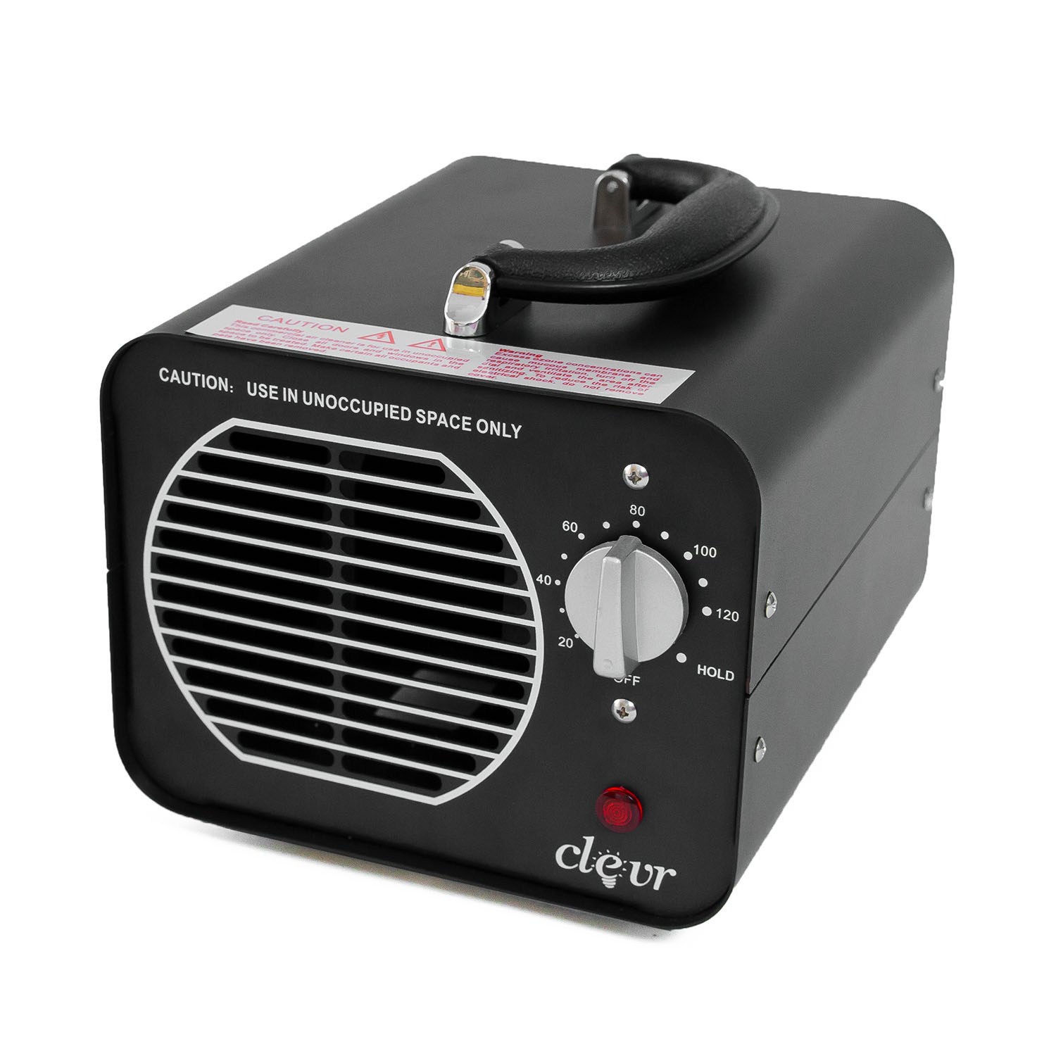 Clevr Commercial Ozone Generator Industrial Air Purifier Smoke Odor 6000mg/h | 1 YEAR LIMITED WARRANTY