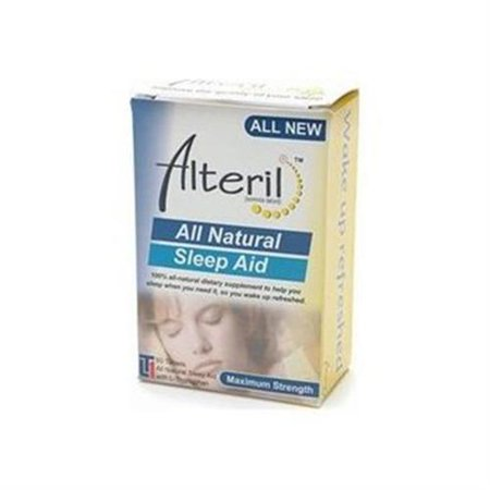 Alteril All Natural Sleep Aid 60 Tablets (Pack of 6)