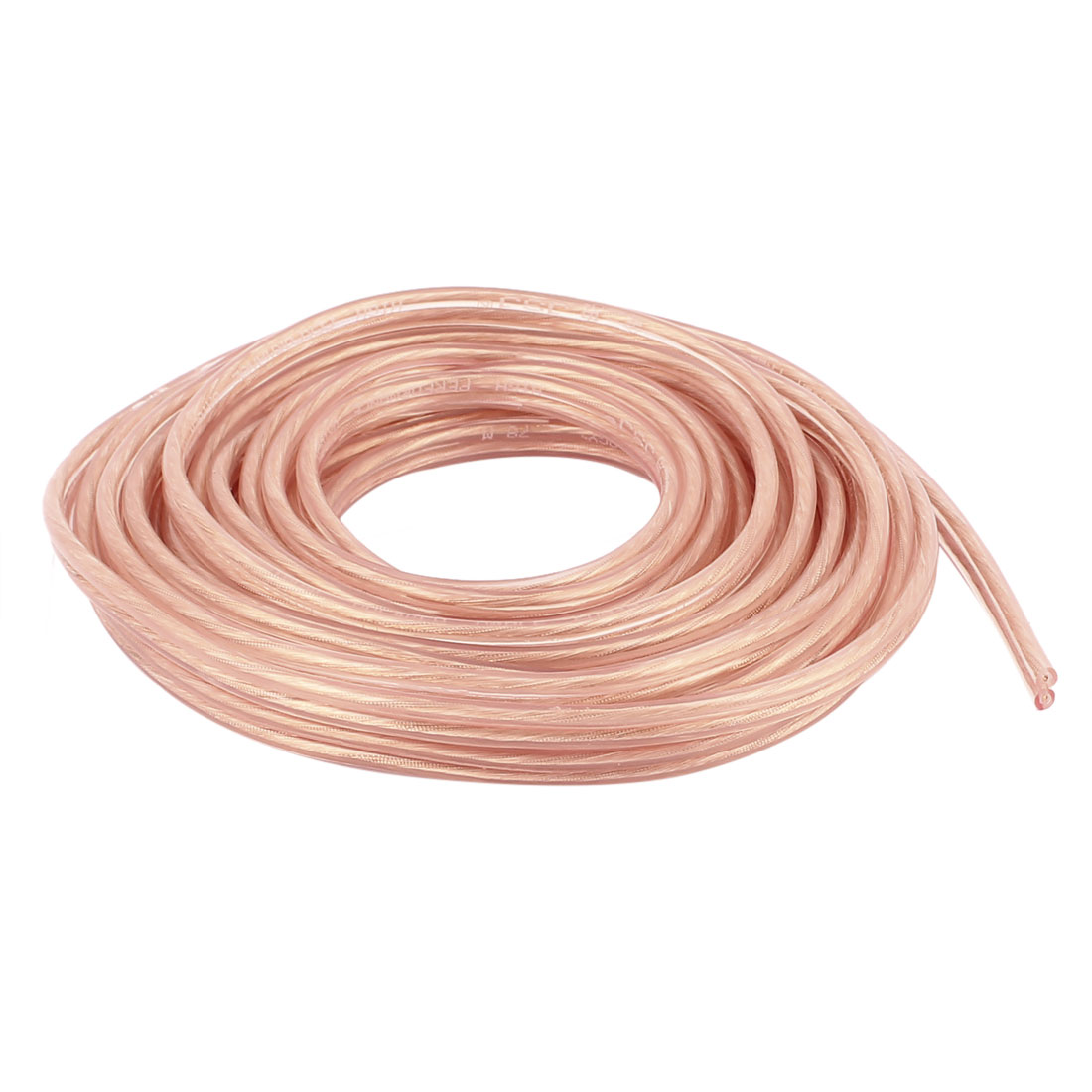 5 Meter 16 Ft Speaker 100 Copper Wire Core Cable Cord Coil