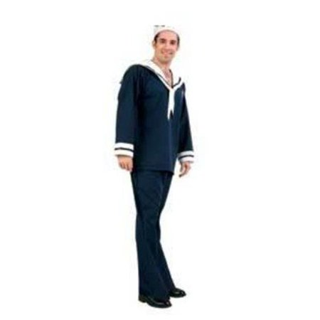 Sailer Costume - Size Adult Standard