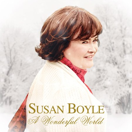 Susan Boyle A Wonderful World Cd Walmart Com