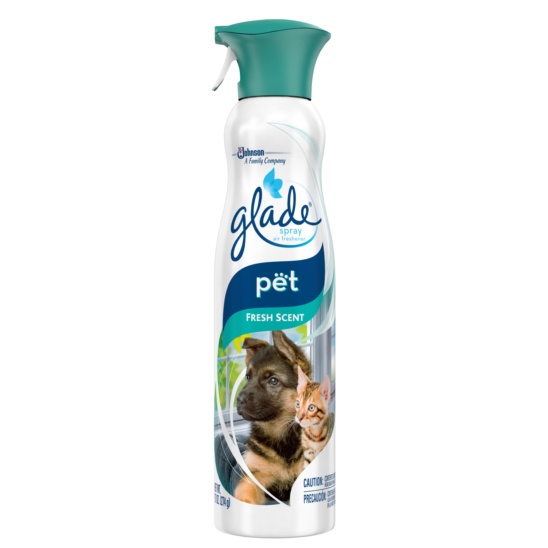 Glade Air Freshener, Pet Fresh, 9.7 Oz.