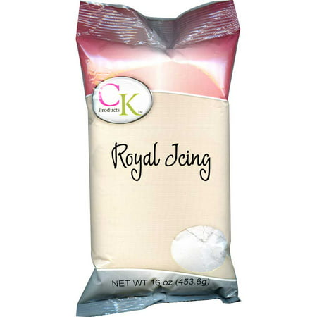 CK Products Royal Icing mix, 16oz - Halloween Royal Icing Cookies