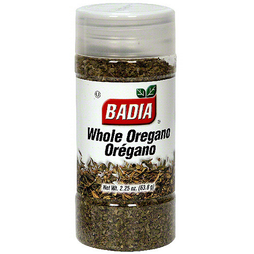 Badia Whole Oregano, 2.5 oz (Pack of 12)