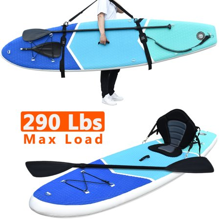 - Zupapa All in One Inflatable Stand Up Paddle Board 6
