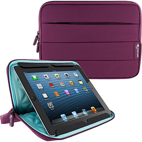 Universal Sleeve for 10 inch Tablet, rooCASE Nylon Carrying Sleeve Pouch Case for iPad Pro 9.7, Air 2 1, Galaxy Tab A 9.7/10.1, Google Nexus 9, LG G Pad 10 and More
