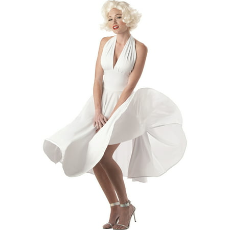 Marilyn Sassy Adult Halloween Costume - Marilyn Halloween