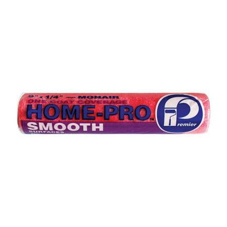 Premier Paint Roller 933-M Mohair Specialty Roller Cover, 9