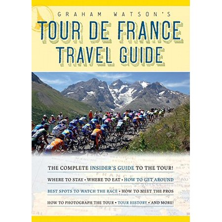 French Wheat Chain (Graham Watson's Tour de France Travel Guide : The Complete Insider's Guide to the Tour! - Paperback)
