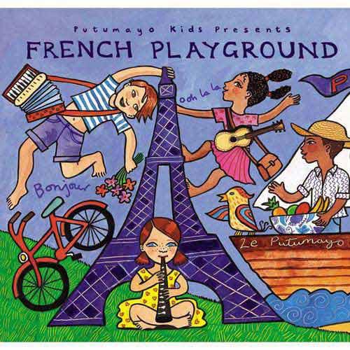 Putumayo Presents - French Playground [CD]