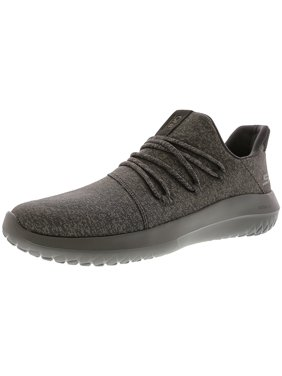 d7a298f12126 Product Image Skechers Men s Downtown Ultra-Metro Charcoal Ankle-High  Fabric Slip-On Shoes -