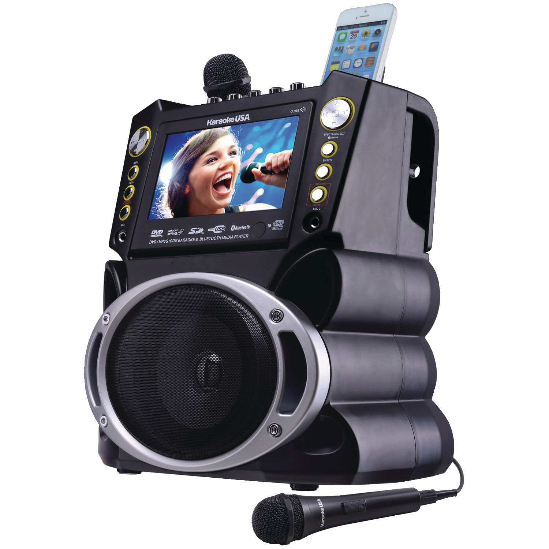 DOK GF844 Karaoke System by Karaoke USA