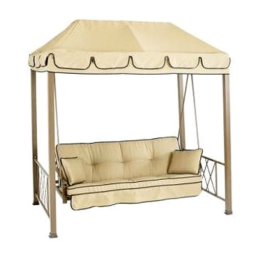 Garden Winds Replacement Canopy Top for the Verrado Folian Futon Swing