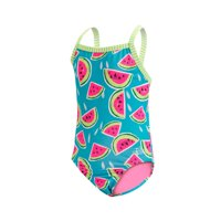 Dolfin Uglies Girls Print 1-Piece Swimsuit in Multiple Colors and Sizes