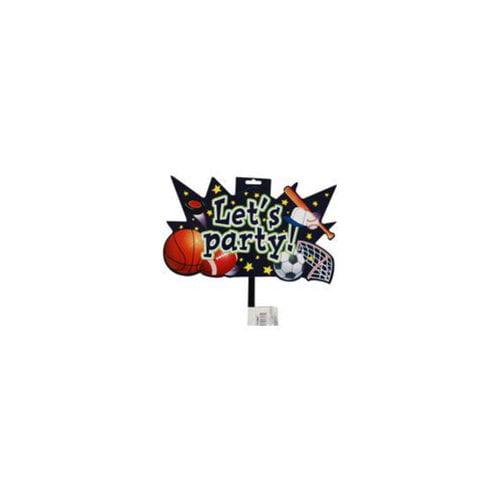 Flomo All Star Sports Yard Sign