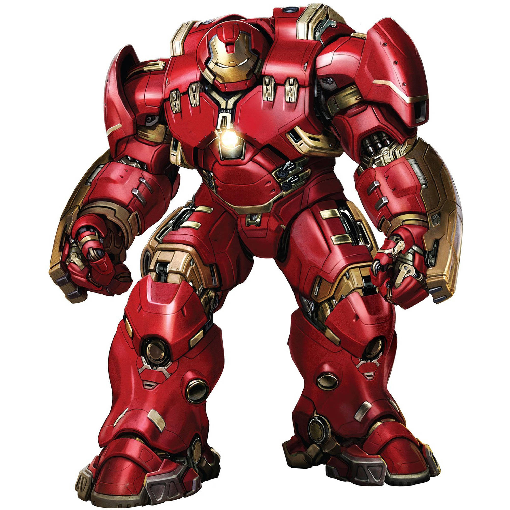 Marvel Avengers Age of Ultron Hulkbuster Standup, 6' Tall