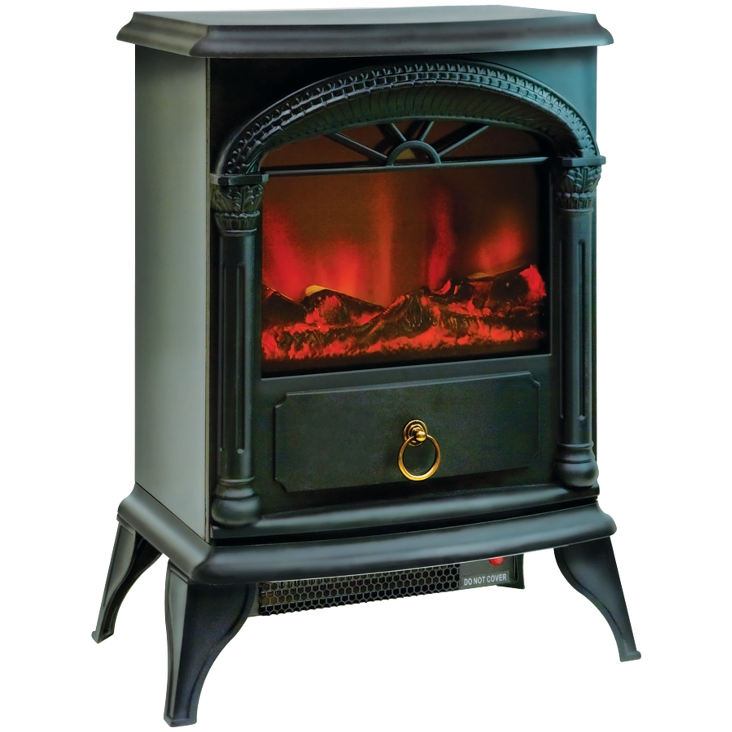 "Comfort Zone 266703 21.5"" Fireplace Electric Stove"
