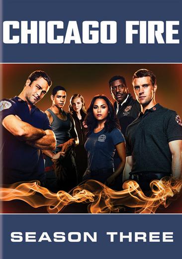 Chicago Fire: Season Three (Anamorphic Widescreen) by Universal