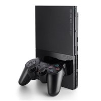 Refurbished Sony PlayStation 2 PS2 Slim Game Console