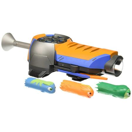 Stealth Wrist Blaster Toy, Slug it out By