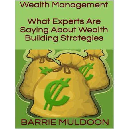 Wealth Management: What Experts Are Saying About Wealth Building Strategies -