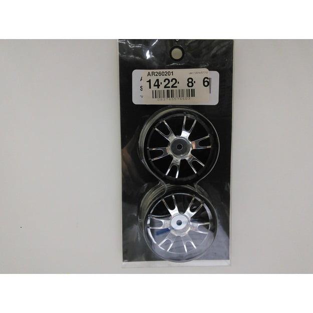 - Neu TA-01/02/TB-01/02/TG Radachse 39mm Tamiya 300050808 2
