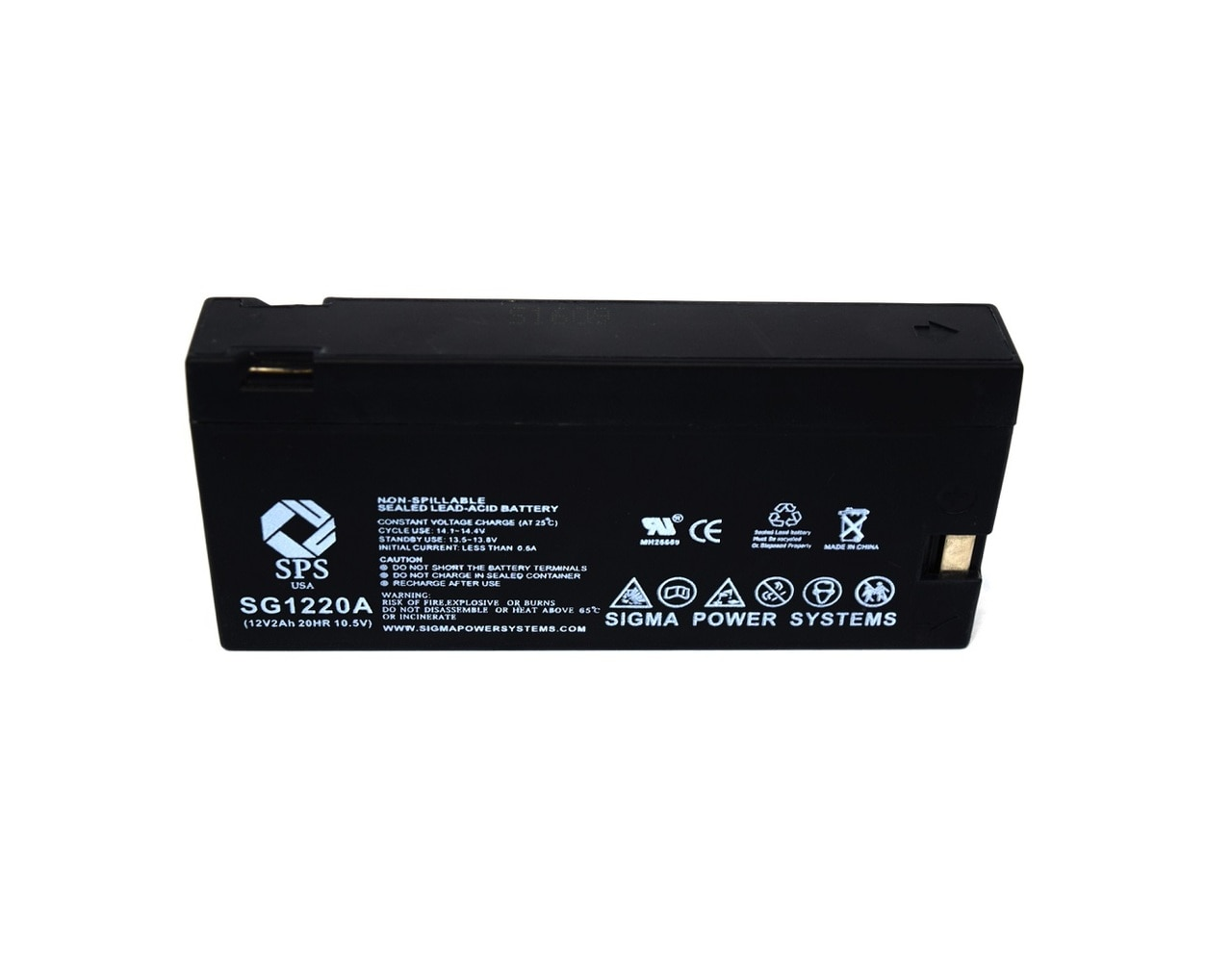 Sps Brand 12v 2ah Replacement Battery For Panasonic Camcorders Omnimovie Vhs Afx8 Camcorder Battery 1 Pack Walmart Com Walmart Com
