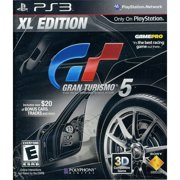 Sony Gran Turismo 5 XL (PS3)