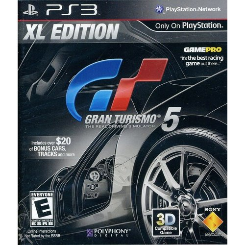 Gran Turismo 5 XL (PS3)