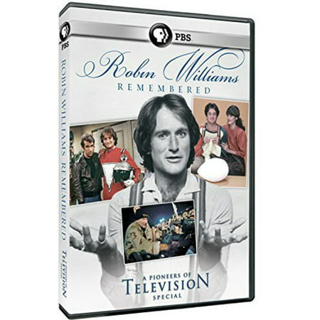 Robin Williams Remembered: A Pioneers of Television Special (DVD) - Halloween Specials Tv Shows
