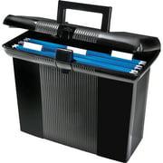 Pendaflex Portafile File Storage Box, Black, 1 Each (Quantity)