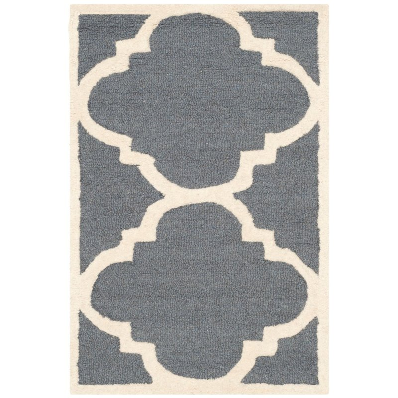 Safavieh Cambridge 9' X 12' Hand Tufted Wool Rug - image 10 of 10
