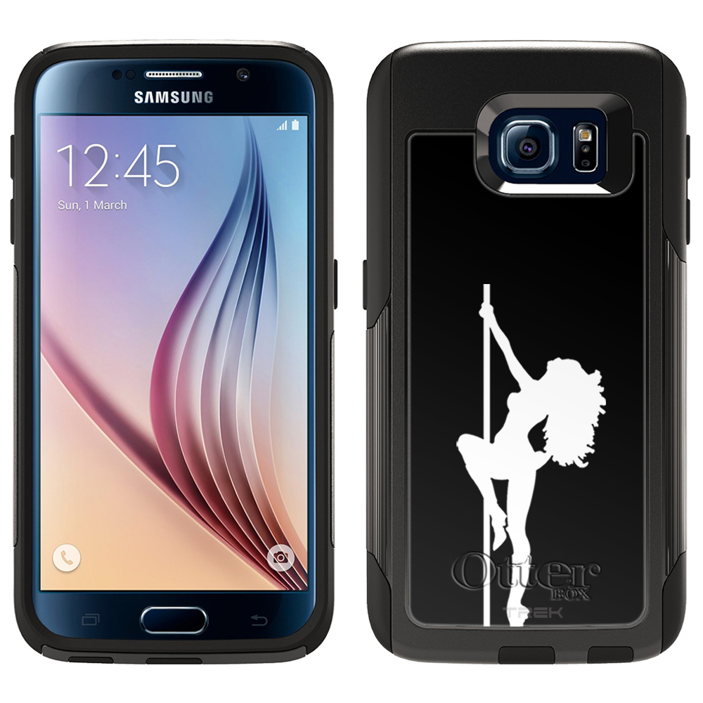 OtterBox Commuter Samsung Galaxy S6 Case - Silhouette Pol...