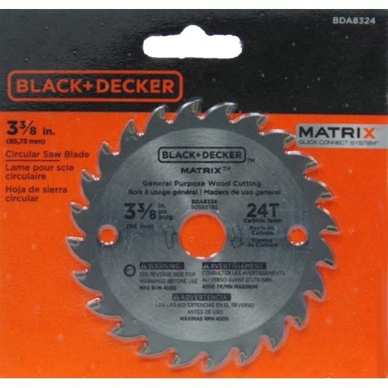 Black decker matrix trim saw blade walmart greentooth Choice Image