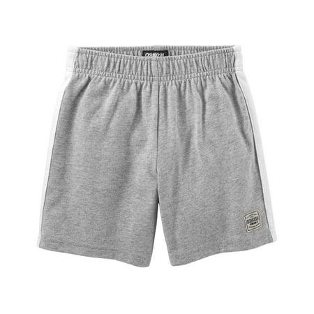 Toddler Jersey Shorts (OshKosh B'gosh Baby Boys' Mix Kit Jersey Pull-On Shorts )
