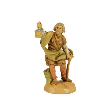 "Fontanini 2.5"" Collection Mordecai & Lantern Nativity Figurine #51057 - image 1 of 1"